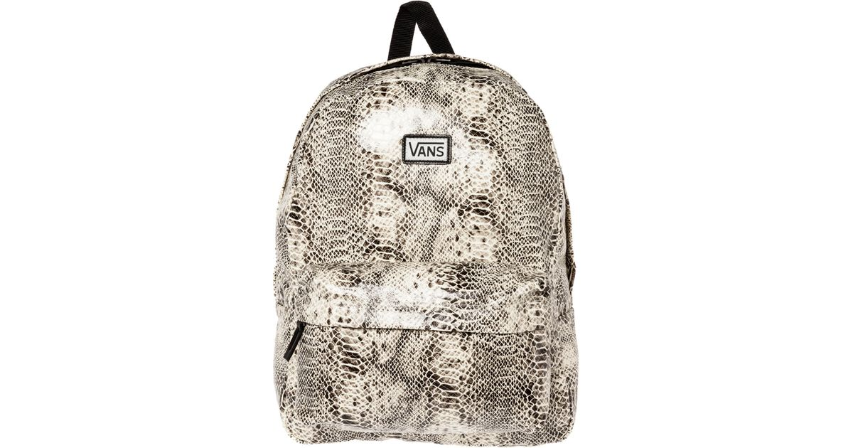 fa1507ef22 Lyst - Vans The Deanna Ii Backpack in Natural