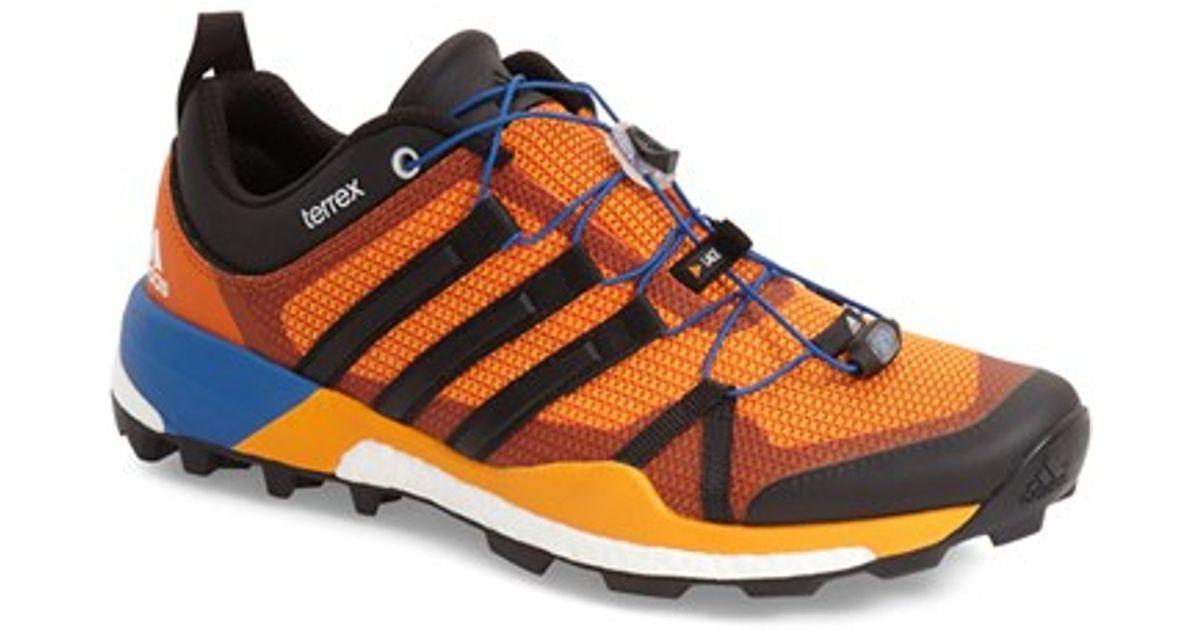 Adidas originals 'terrex Skychaser' Trail Running Shoe in