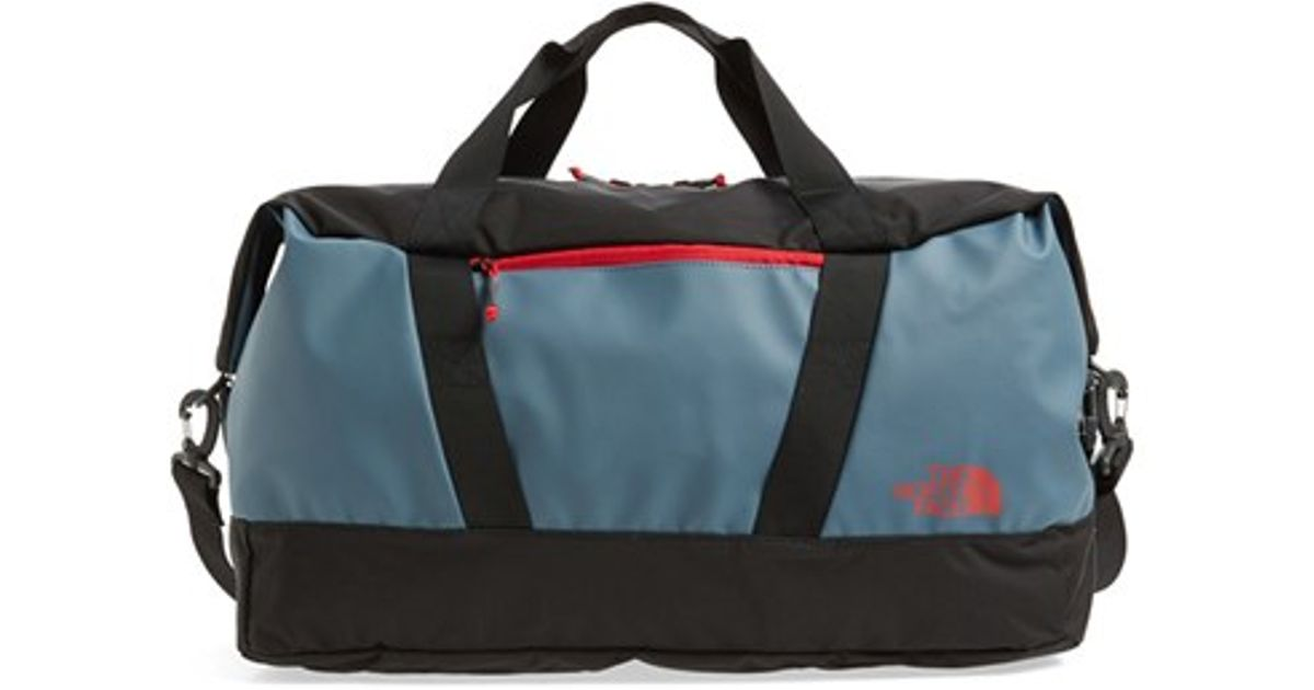 53fa202643 Lyst - The North Face  apex  Gym Duffel Bag in Blue for Men