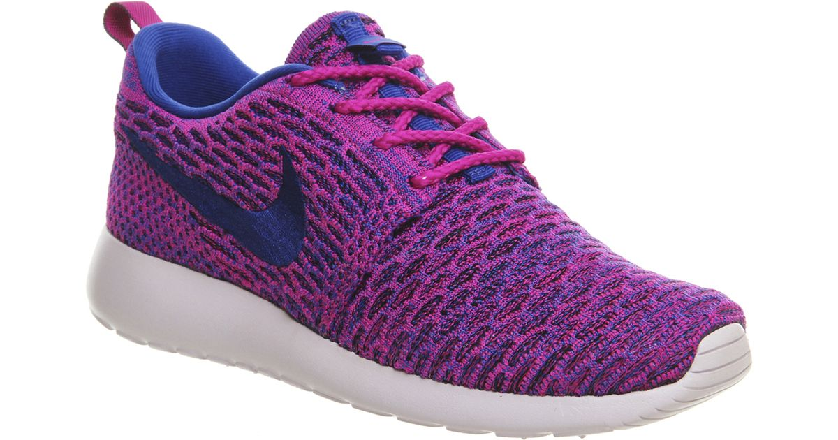 nike roshe women purple