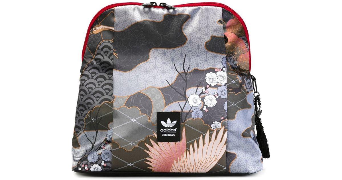Lyst - adidas Originals   X Rita Ora  Multipatterned Backpack b9830dd0d8