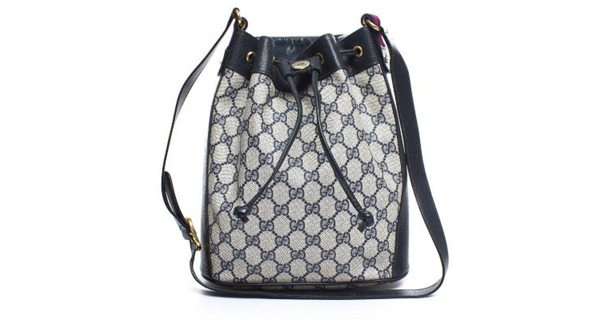 Gucci Pre-owned - Cloth satchel m94zU
