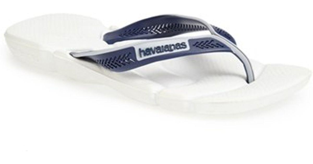 c9b06f12bd4 Lyst - Havaianas  power  Flip Flop in White for Men