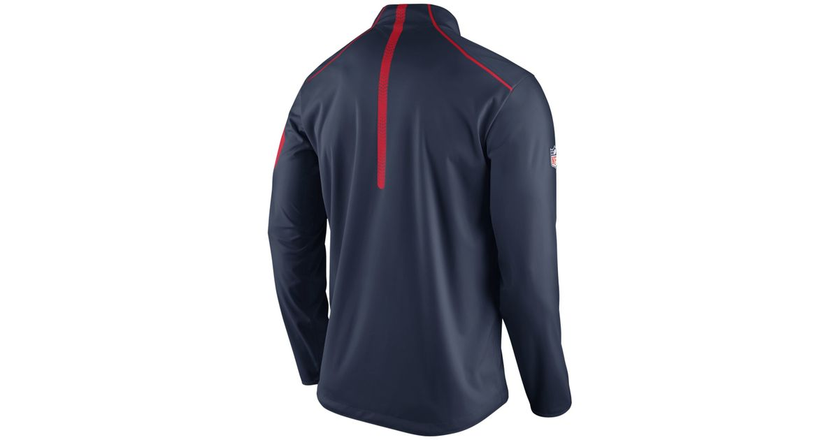 cf85b98e05d51 Zip Lyst Rush Quarter New Men s Fly England Alpha Patriots Nike f6fqRnrz