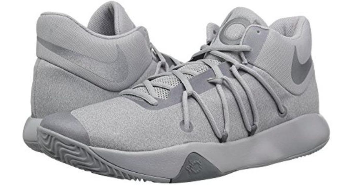 outlet store c4a24 fcd7d Lyst - Nike Kd Trey 5 V, Wolf Grey cool Grey in Gray for Men