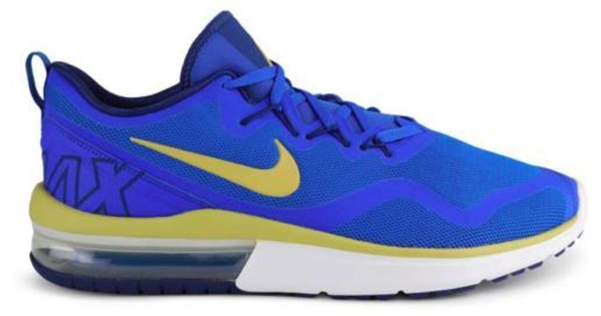 01e7c96d3dd Lyst - Nike Air Max Fury Sneakers