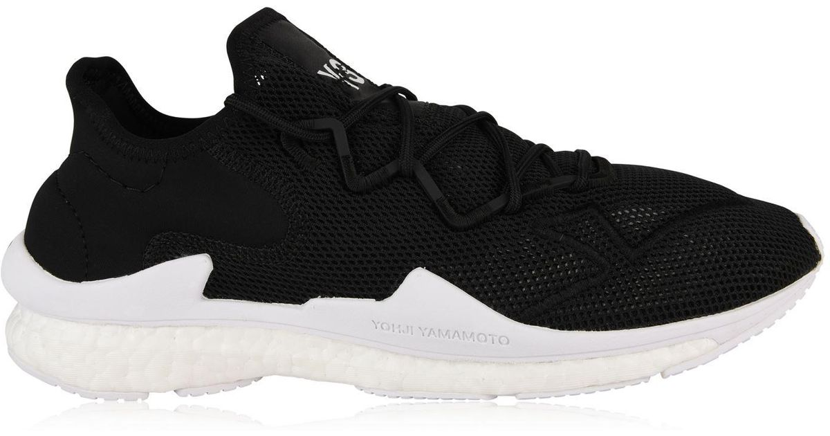 601b2d514 Lyst - Y-3 Adizero Runner Trainers in Black for Men
