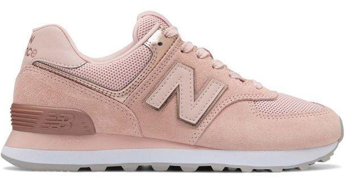 New Balance Pink Bal 574 Ld92 Lyst