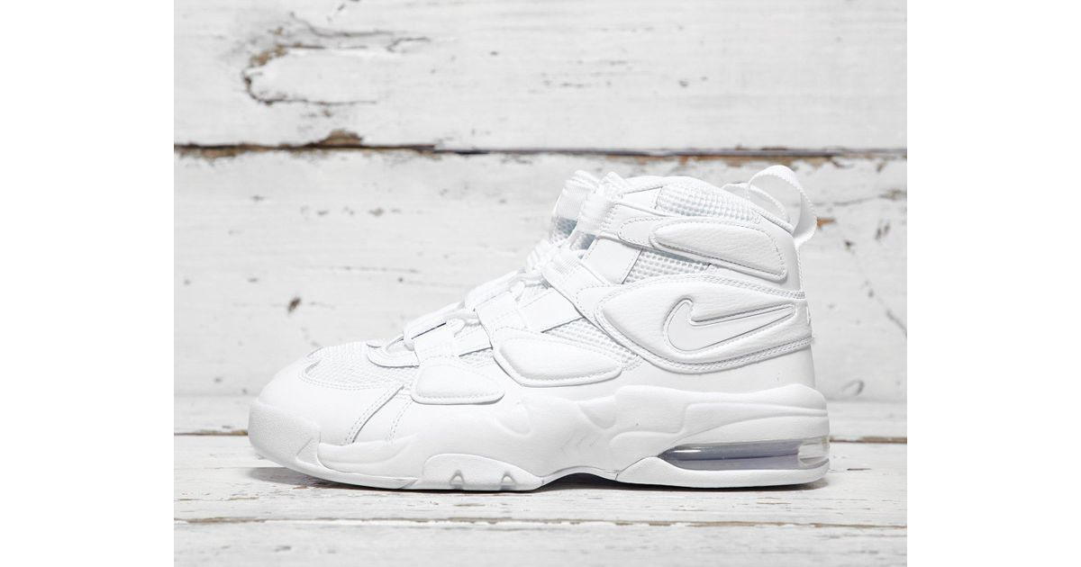 Lyst - Nike Air Max 2 Uptempo 94 in White 78d3ccfcd