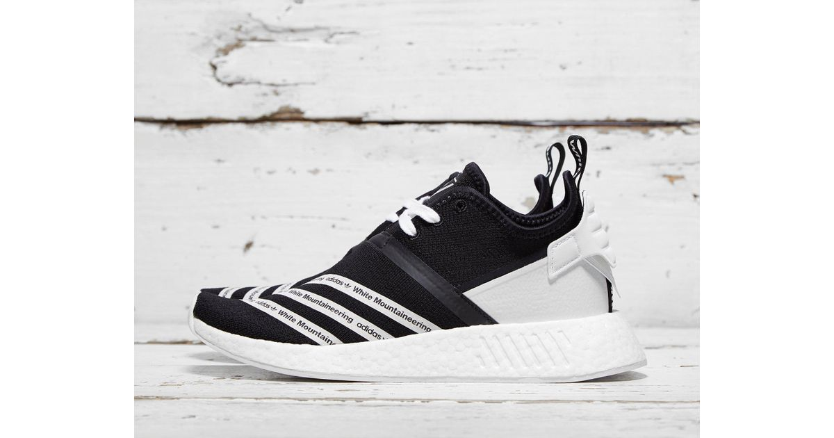 a340915f9f54d Lyst - adidas Originals X White Mountaineering Nmd Xr2 in White for Men