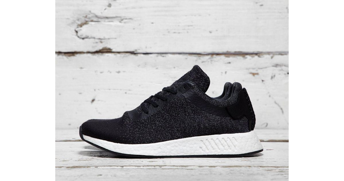 edd9c33e0 Lyst - Adidas Originals By Wings+horns Nmd R2 in Black for Men