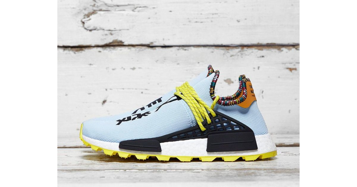 8c94c0a9aa30 Lyst - Adidas Originals By Pharrell Williams Solarhu Nmd  inspiration  in  Blue for Men