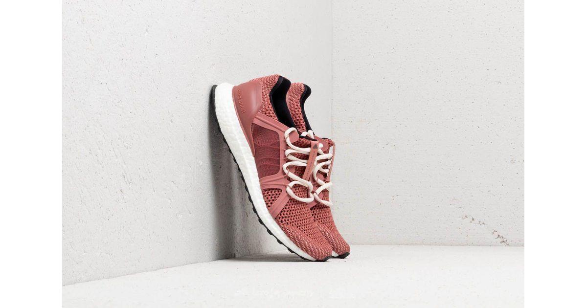 9375c8701 Lyst - adidas Originals Adidas X Stella Mccartney Ultraboost Raw Pink  Core  Frost  Core Black in Pink