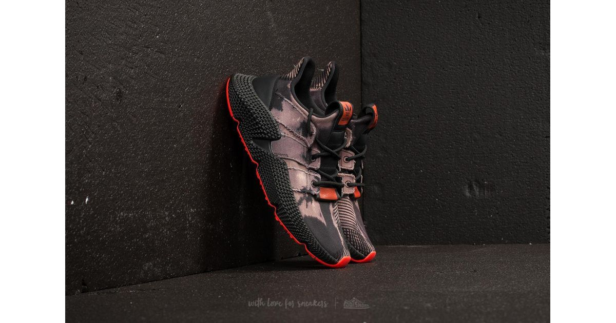 3cee1b29998 Lyst - adidas Originals Adidas Prophere Core Black  Core Black  Solar Red  in Black for Men