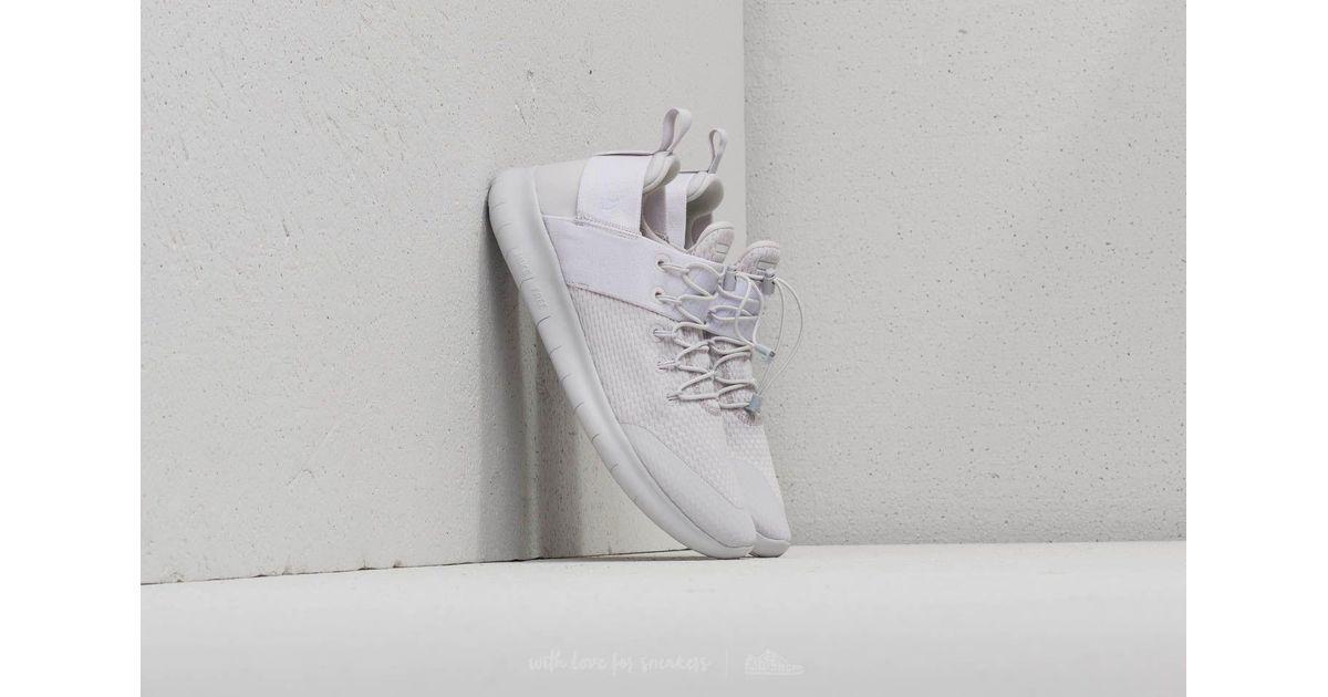 Lyst - Nike Free Run Commuter 2017 Vast Grey  White in Gray for Men 709902bcd