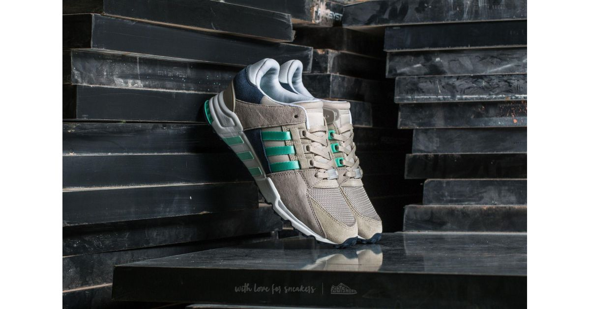 huge selection of b2c05 e1f81 ... Lyst - Adidas Originals Adidas Eqt Support Rf W Clear Brown Easy Green  Pearl Grey many Adidas Womens ...