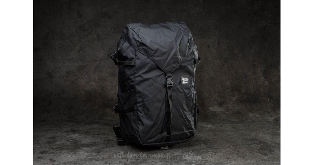 Lyst - Herschel Supply Co. Barlow Large Backpack Black in Black for Men 9f9331bd96411