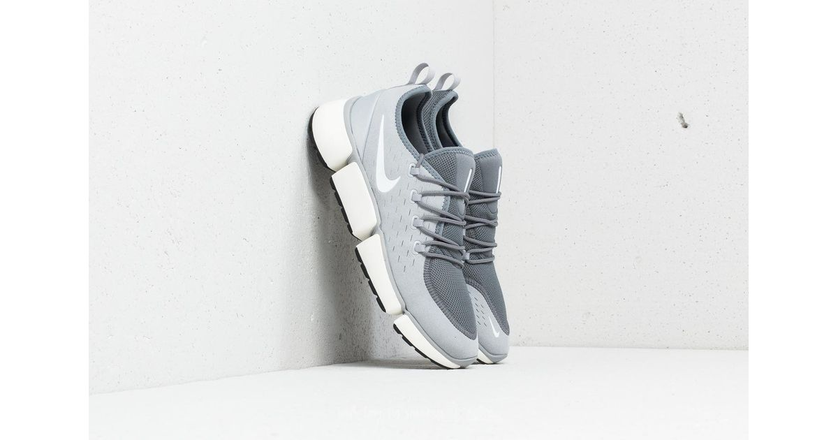 f4ac33e1397 Lyst - Nike Pocket Fly Dm Wolf Grey  White-cool Grey-sail in Gray for Men