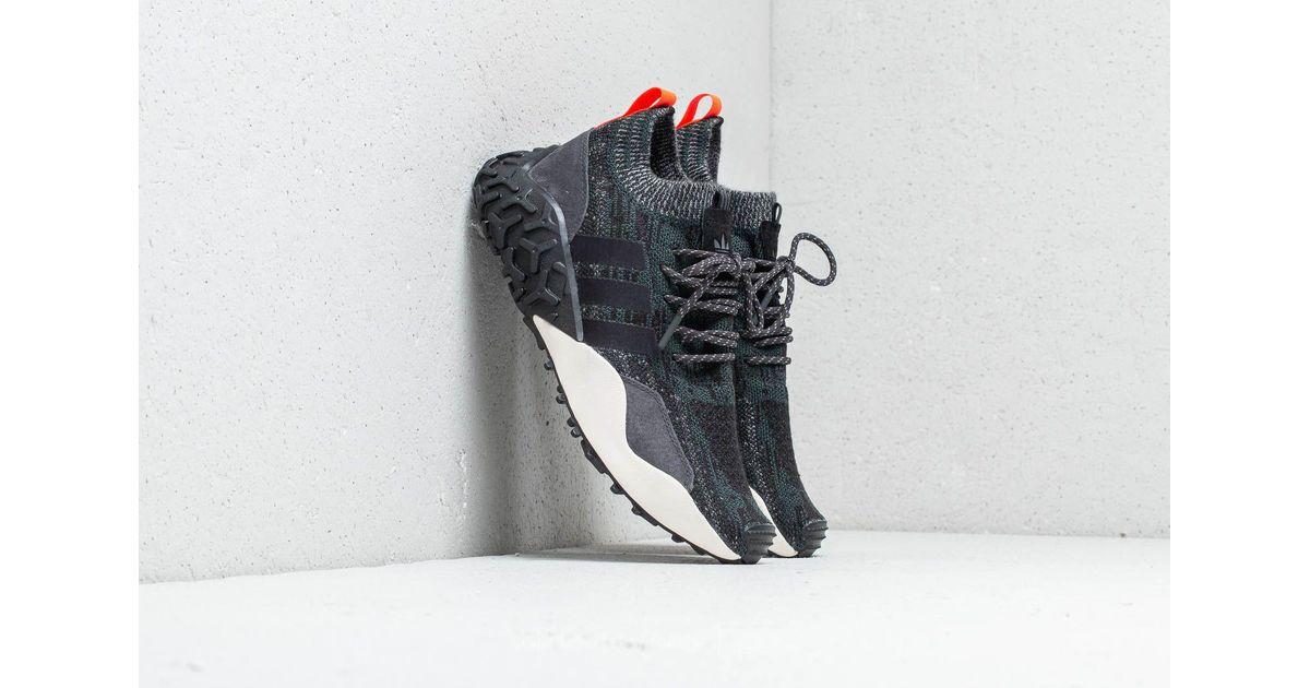 19d3291c17634 Lyst - adidas Originals Adidas F 2 Tr Primeknit Carbon  Core Black  Running  White in Black for Men