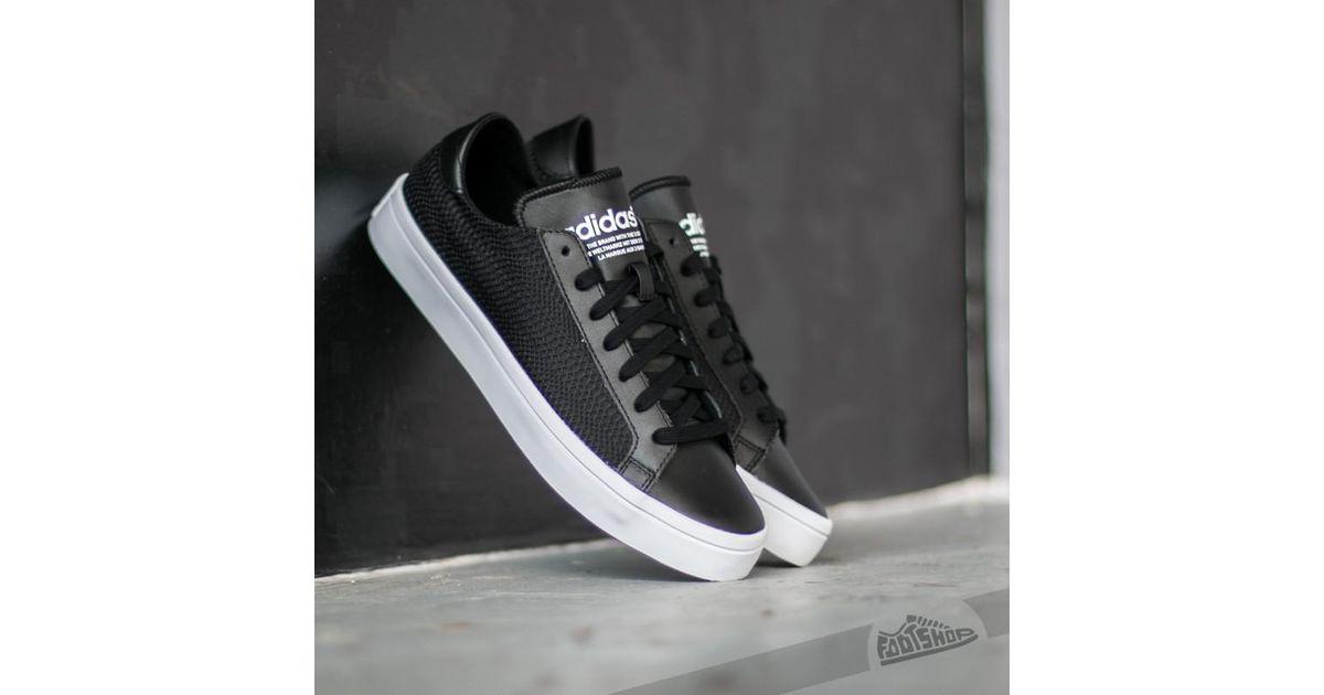 Adidas Originals Adidas Court Vantage W Core Black Core Black Ftw White for men