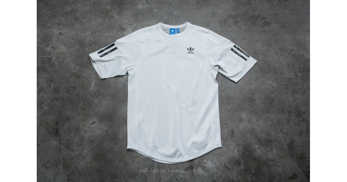 1077dbce0 Lyst - Adidas Originals Adidas Short Sleeve Jersey White in White for Men