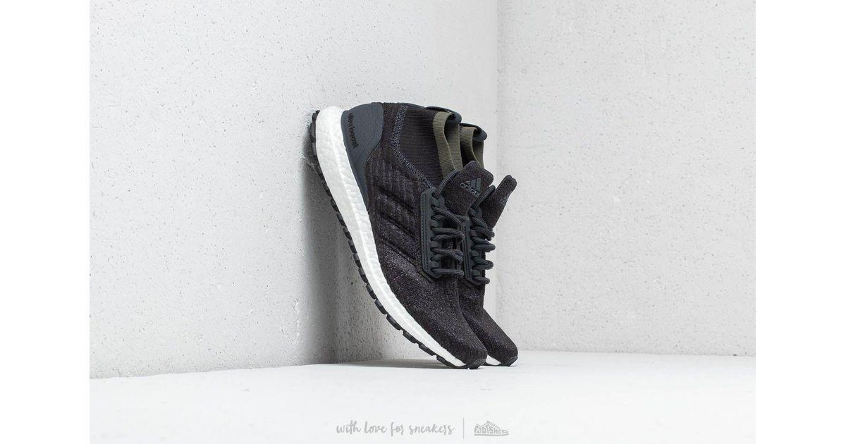 7f97efcd8 Lyst - Footshop Adidas Ultraboost All Terrain Carbon  Core Black  Cloud  White in Black for Men