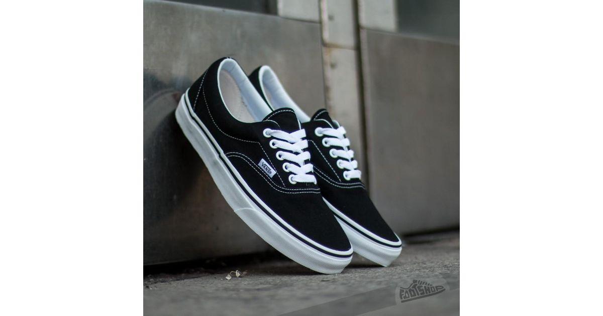 71a90674f4 Lyst - Vans Era Black for Men