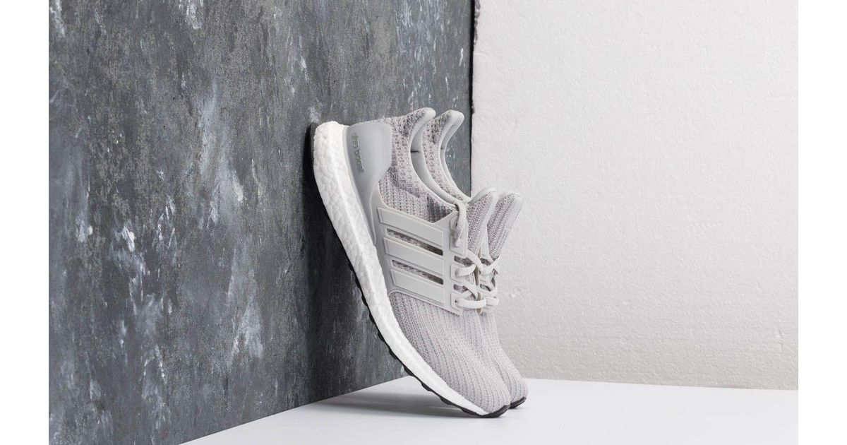 a2027ca78 Lyst - adidas Originals Adidas Ultraboost Grey Two  Grey Two  Core Black in  Gray for Men