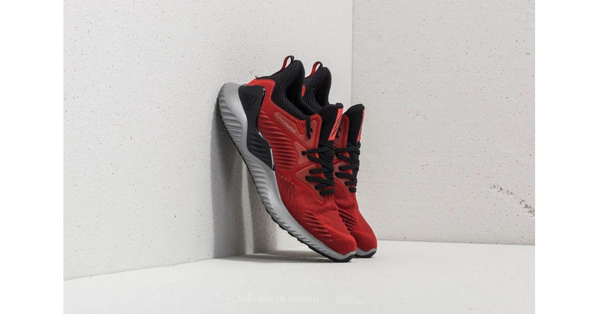 9a4d623b1 ... lyst footshop adidas alphabounce beyond core red core black core red in  red for men