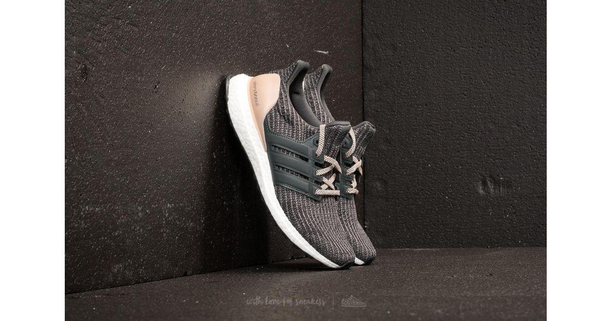 161bf05e7d3d3 Lyst - adidas Originals Adidas Ultraboost W Grey Five  Carbon  Ash Pearl in  Gray