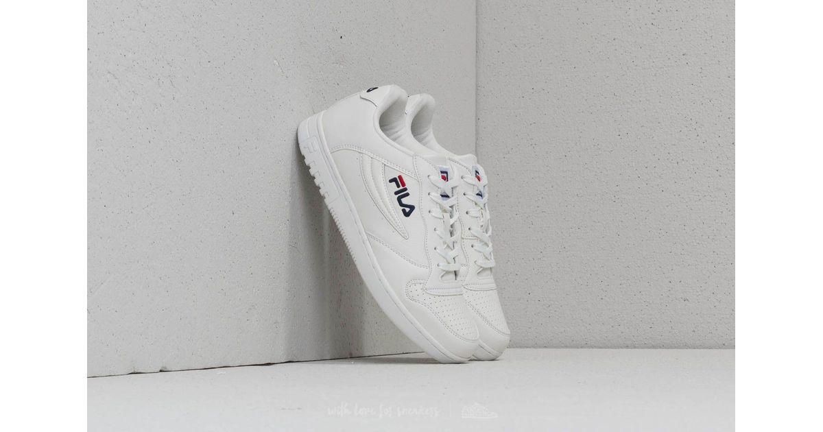 cec611e295e2 Lyst - Fila Fx100 Low White in White for Men