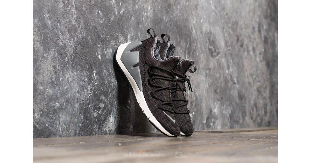 e647b6234eff Lyst - Nike Air Zoom Grade Black  Dark Grey  Summit White in Gray for Men