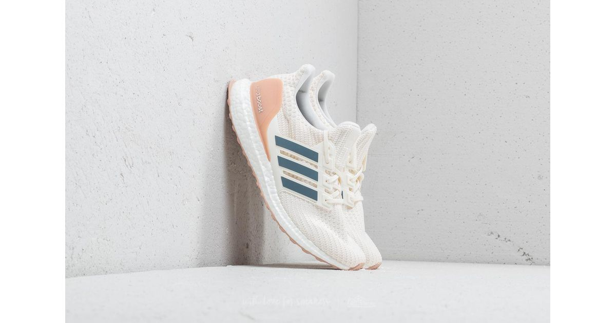 de94d6e4e7ff4 Lyst - Footshop Adidas Ultraboost Cloud White  Tech Ink  Vapour Grey in  White for Men