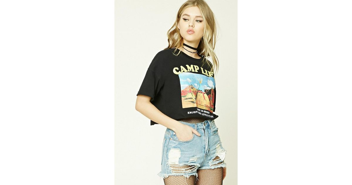 Camp Goodtime Graphic Tee by Forever 21