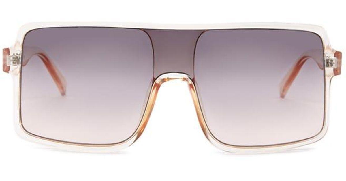 d9e51a41e6 Gafas de sol premium Forever 21 de color Gris - Lyst