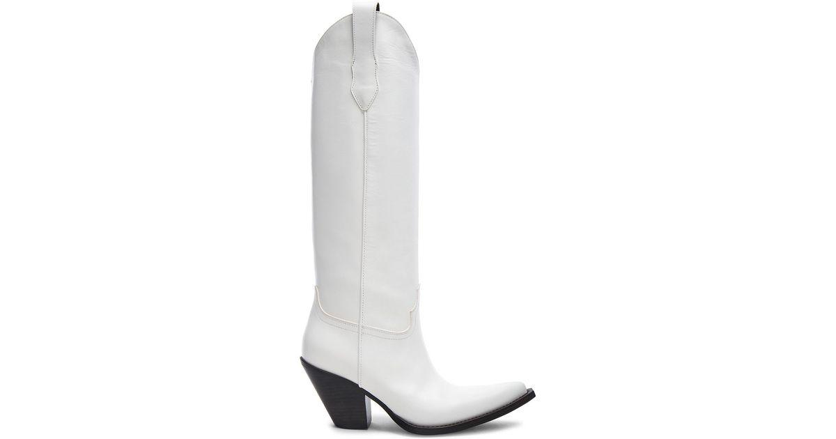 Maison Margiela Mexas Knee-High Boots RsrOv