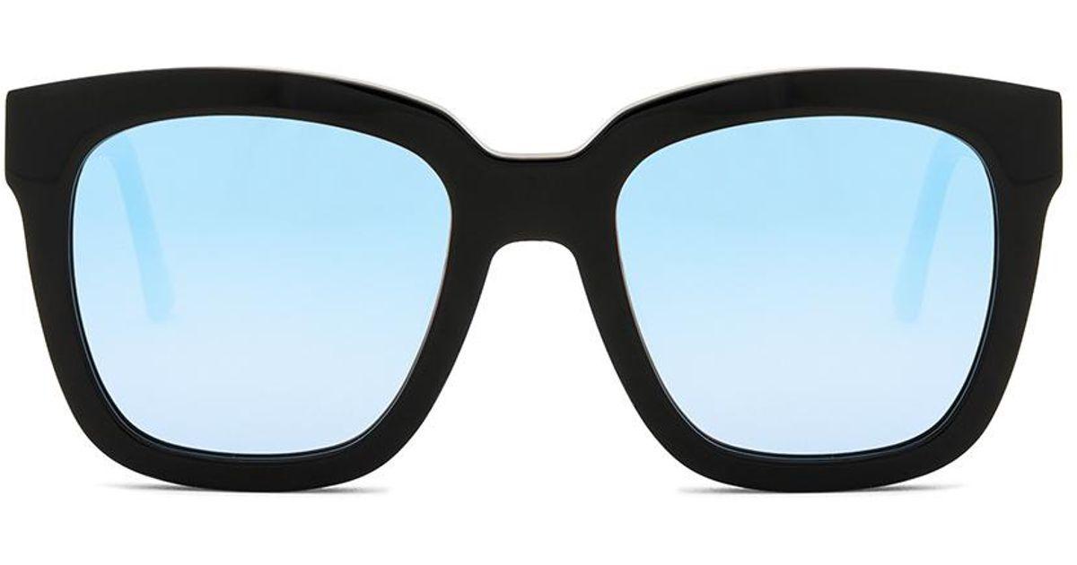 6e6ff90fe27 Lyst - Gentle Monster Dreamer Hoff Sunglasses in Blue