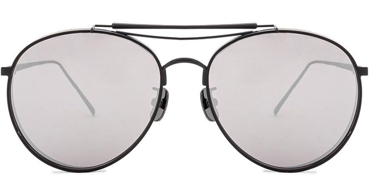 cd52a6c6a9 Lyst - Gentle Monster Big Bully Sunglasses in Black