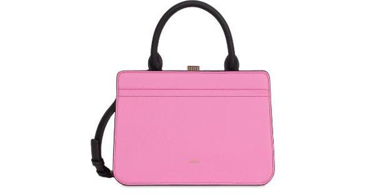 Mirage Top Handle s Blu Pavone D Furla FJUUylZaW