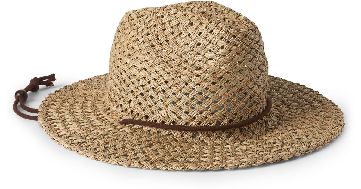 Lyst - Gap Straw Sun Hat in Natural a76b486c955