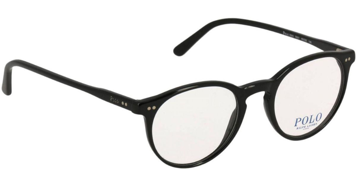 Lyst - Polo Ralph Lauren Eyewear Men in Black for Men