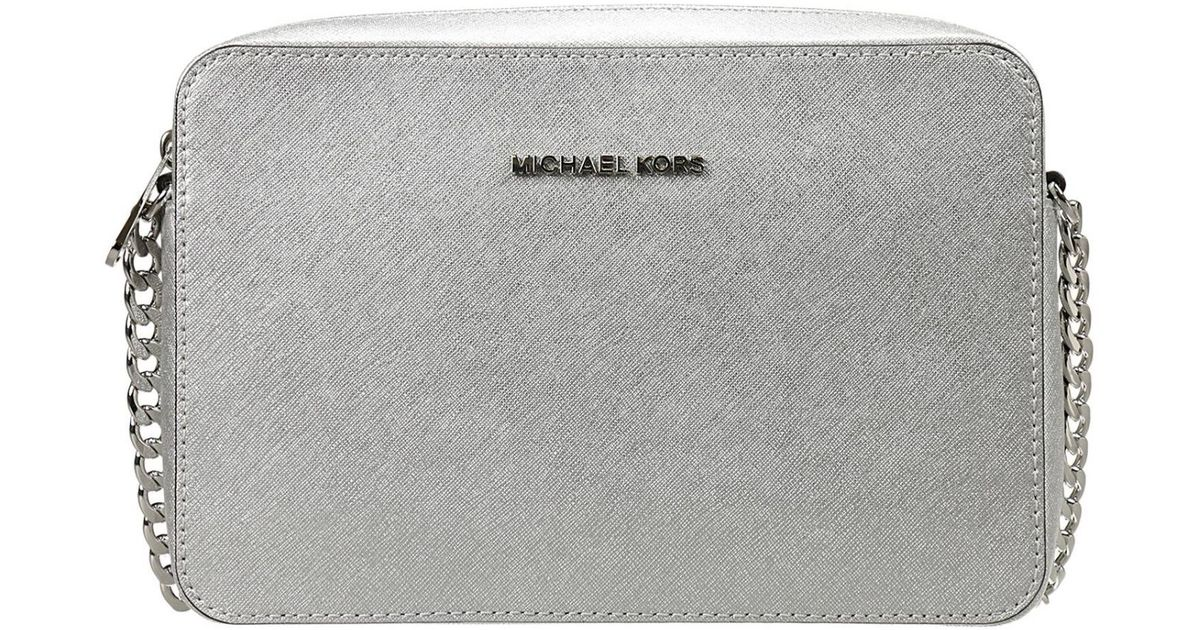 michael michael kors michael kors women 39 s clutch in gray. Black Bedroom Furniture Sets. Home Design Ideas