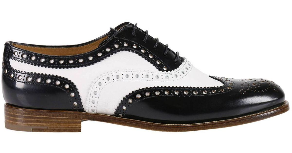 Oxford Shoes Women Skirts Work