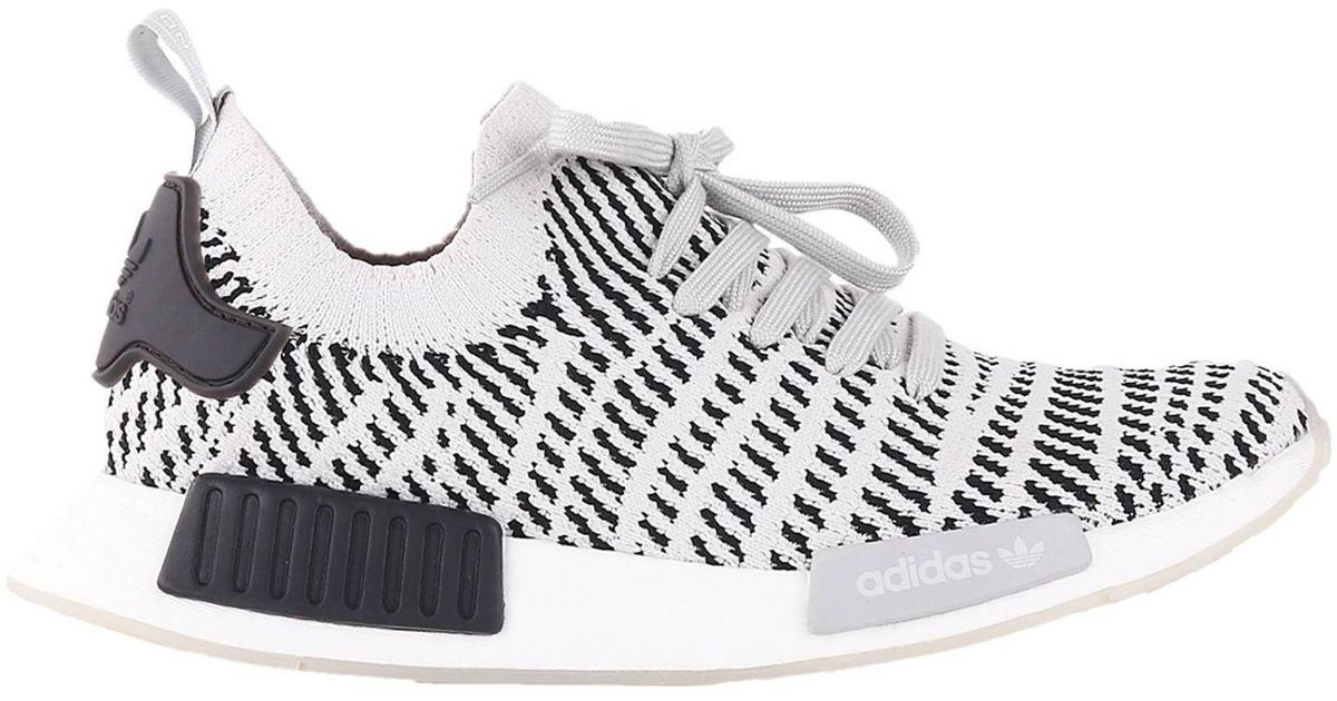 Lyst Adidas Originals Nmd R1 Stlt Primeknit Men S Sneakers With