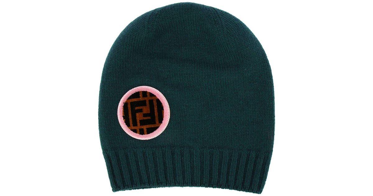 Lyst - Fendi Hat Women in Black a7052446aa
