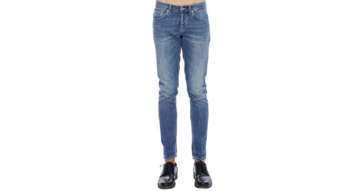 Blue Lyst Dondup Homme Jeans For Men 35r4alcqj rdCoexBW
