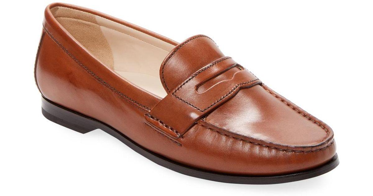 c1c56efa907 Lyst - Cole Haan Emmons Loafer Ii in Brown