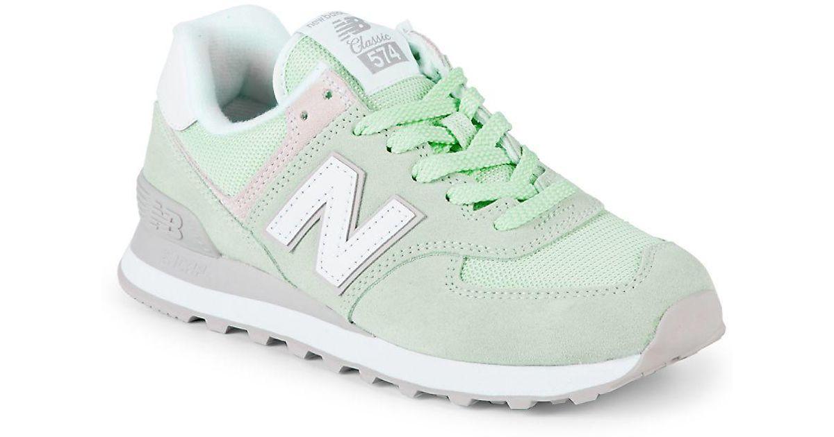 New Balance Lace-Up Low-Top Sneakers 0jhJJ9OJ