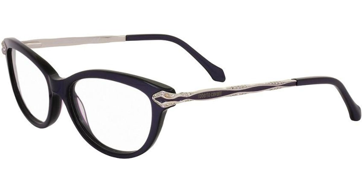 Lyst - Roberto Cavalli Women\'s Rc0813 52mm Optical Frames in Brown