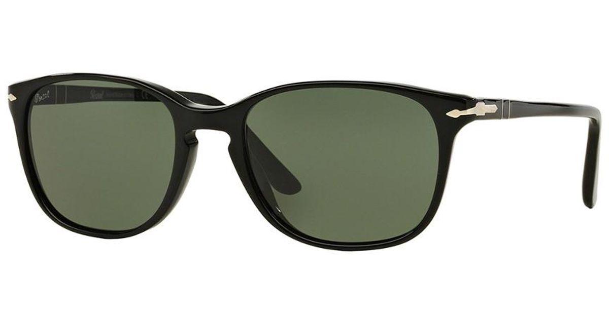 81f0a73938745 Persol Men s Po 3133s 54mm Sunglasses for Men - Lyst